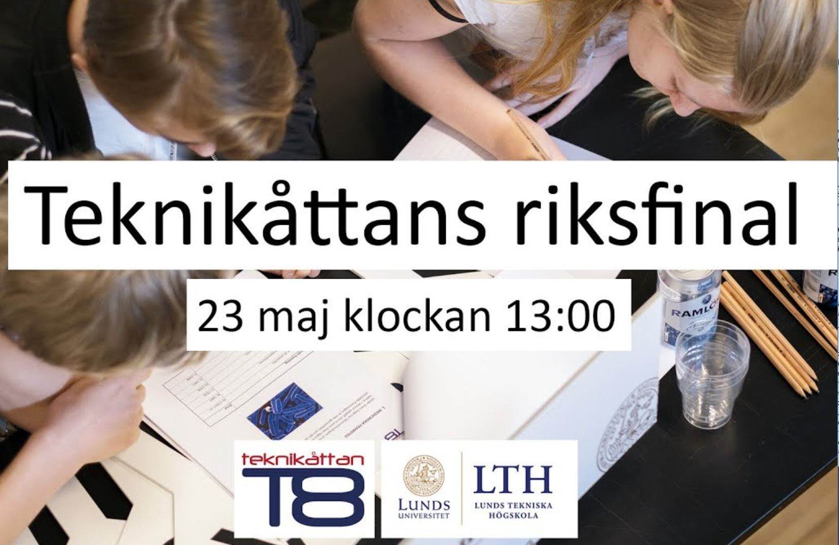 Teknikåttan Bildlänk Riksfinal